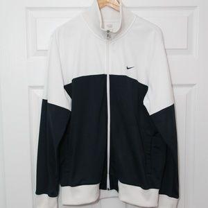 NIKE Men's Warm Up Jacket Track & Field Top XL